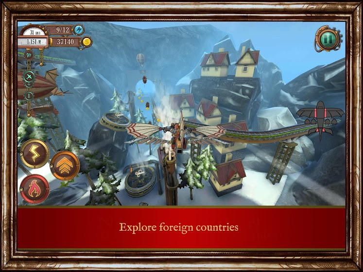 Voletarium: Sky Explorers v1.0.17 (Mod Money)