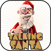 Talking Santa Claus