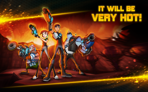 Slugterra: Dark Waters screenshot 9