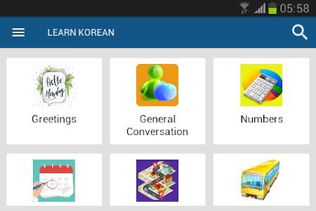 LEARN KOREAN LANGUAGE 3.3