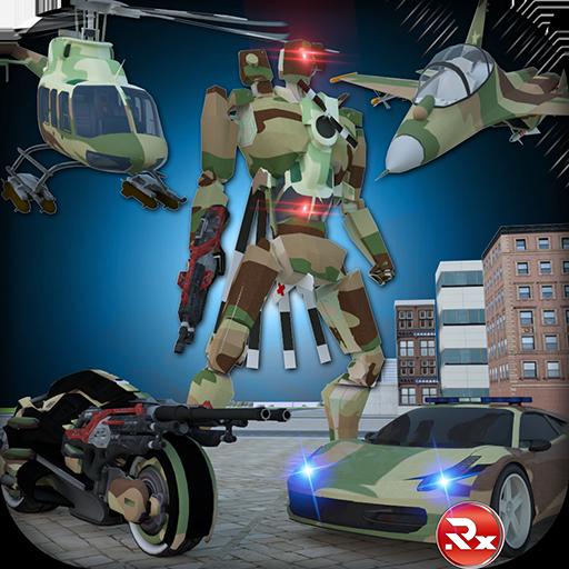 Robot Hero Super Transform