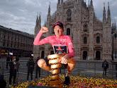 Geraint Thomas geeft toe dat hij het moelijk vond om Geoghegan Hart de Giro te zien winnen