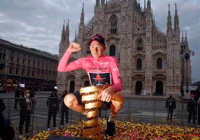 """Geraint Thomas geeft toe: """"Ik vond het moeilijk om elke dag naar de Giro te kijken"""""""