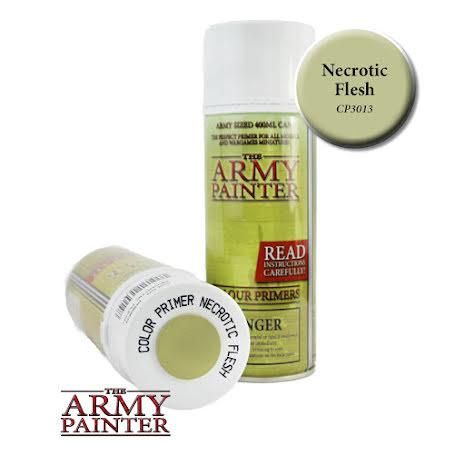 ArmyPainter Colour Primer Spray - Necrotic Flesh