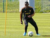 Dimitri Mbuyu wou reageren over de transfer van Dylan Mbayo