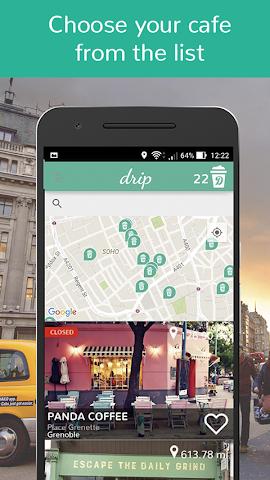 android DripApp Screenshot 0