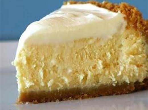 5 Minute-4 Ingredient No Bake Cheesecake Recipe
