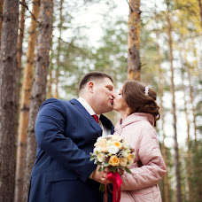 Wedding photographer Anna Starodubceva (AiaSt). Photo of 02.11.2018