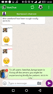 BetChat Kenya screenshot 4