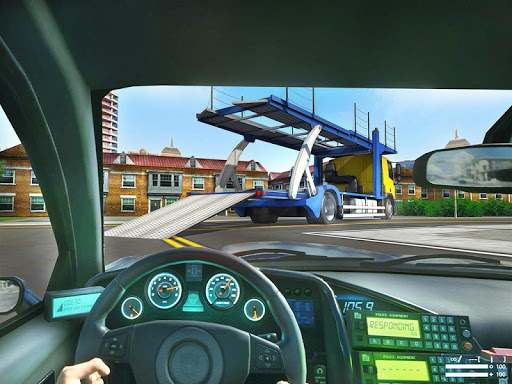 Car Transporter Cargo Truck Driving Game 2018 1.0 screenshots 14