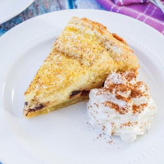 Italian Easter Ricotta Pie Recipe