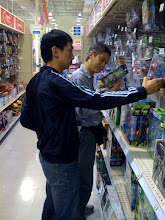 """Photo: My two friends and I travelled across the state of Florida to get to a Toys R' Us. Darick's son had requested a """"Ben X"""" action figure!"""