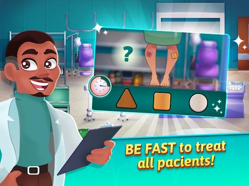 Medicine Dash - Hospital Time Management Game modavailable screenshots 7
