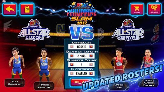 Philippine Slam! 2018 2.36 MOD (Unlimited Money) 3
