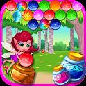Bubble Fairy Forest Pop Arcade icon