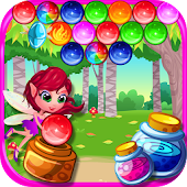 Bubble Fairy Forest Pop Arcade