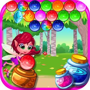 Bubble Fairy Forest Pop Arcade for PC and MAC