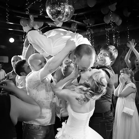 Wedding photographer Natalya Kanischeva (Natalyka). Photo of 10.04.2017