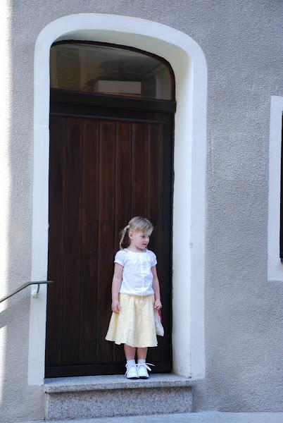 Photo: A doorway in Schwabach
