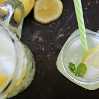 Traditional Lemonade (sugar Free).