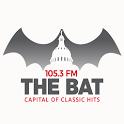 105.3 THE BAT icon