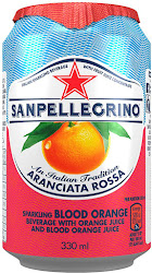 Sanpellegrino Sparkling Fruit Beverages - Aranciata Rossa, 330ml
