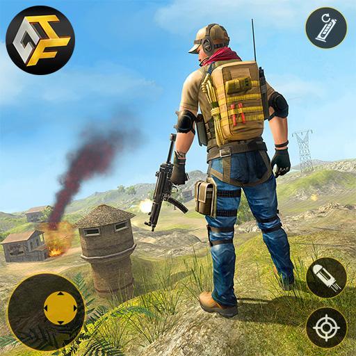 Battleground Fire : Free Shooting Games 2020