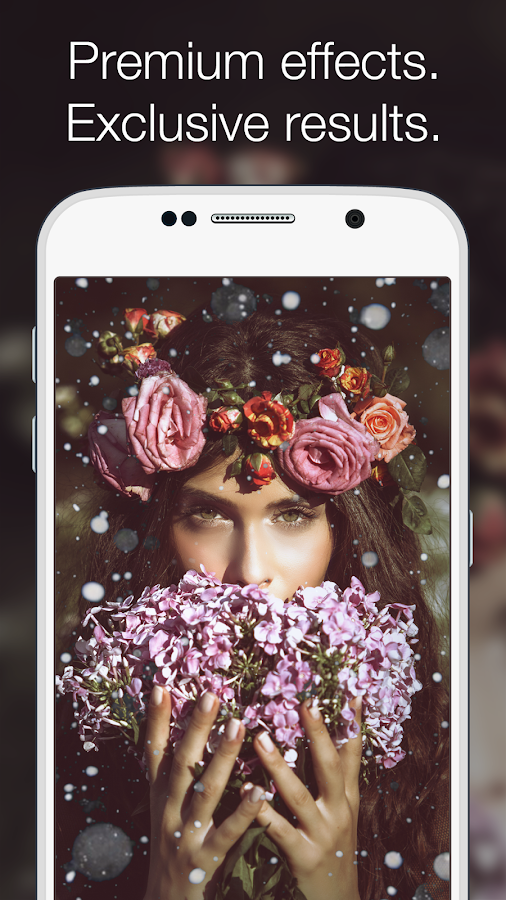 Photo Lab PRO Picture Editor: effects, blur & art- screenshot
