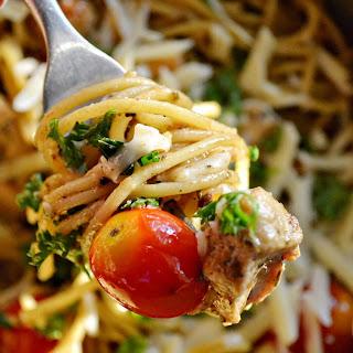 Summer Spaghetti