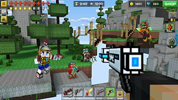 Screenshot of Pixel Gun 3D (Pocket Edition)