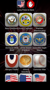 Patriotic Ringtones screenshot 3