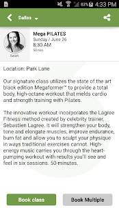 Studio 6 Fitness: Mega Pilates- screenshot thumbnail