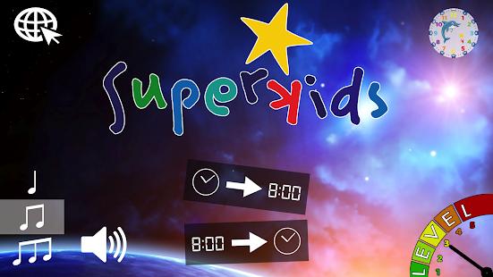 SuperKids - náhled