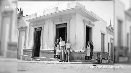 La tienda de Juan López, 'el del palo'