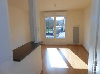 Appartement 2 pièces 36,68 m2