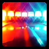 Police siren ambulance sound