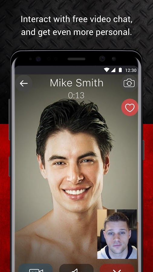 BASKIT Gay video chat, dating & social networking- screenshot