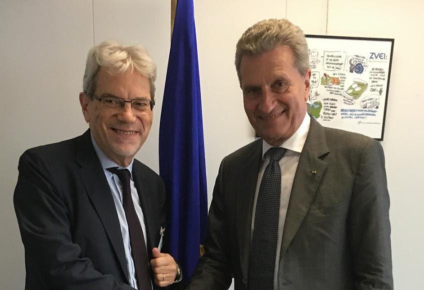 De Vincenti e Oettinger