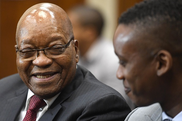 Zuma's lawyers have yet to formally respond to that request.