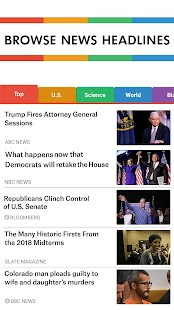 SmartNews: Breaking News Headlines Screenshot