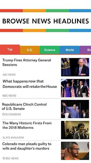 SmartNews: Breaking News Headlines screenshot for Android
