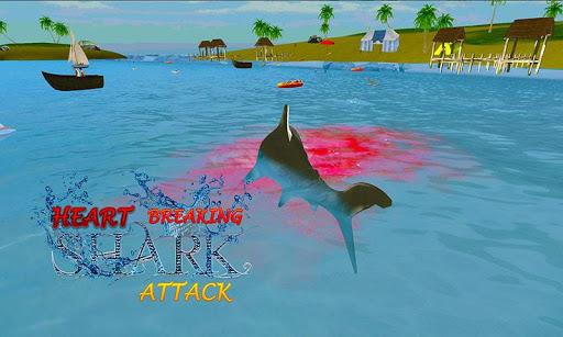 玩免費模擬APP|下載疯狂的鲨鱼3D app不用錢|硬是要APP