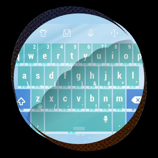漂白墙 TouchPal 主题 個人化 App LOGO-APP試玩