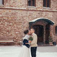 Wedding photographer Almira Shabalina (Almirror). Photo of 17.12.2016