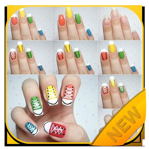 Simple nail art tips