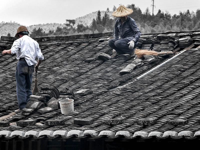 Tecniche cinesi di costruzione di bellezza. di TzukiMidori