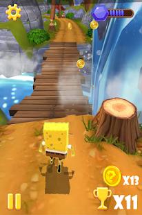 Subway Sponge Burger Rush : Legends Adventure - náhled