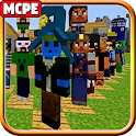 Many Hats Mod MC Pocket Edition icon