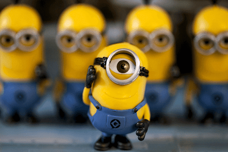 Game Find differences on minions APK for Kindle
