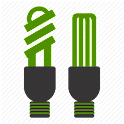 Electrical LAMP icon
